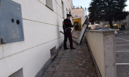 Bancomat esploso a Parona: furto stellare da 22mila euro