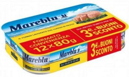 Tonno Mareblu ritira lotto di scatolette dai supermercati Il Gigante
