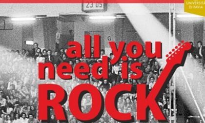 ALL YOU NEED IS ROCK. Dai Beatles ai Genesis (1965-1973), l'invenzione dei giovani in Italia
