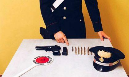 Detenzione illecita di munizioni, denunciato 50enne