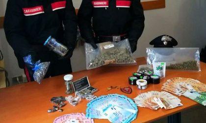 Controlli antidroga: in auto hashish, marijuana e cocaina