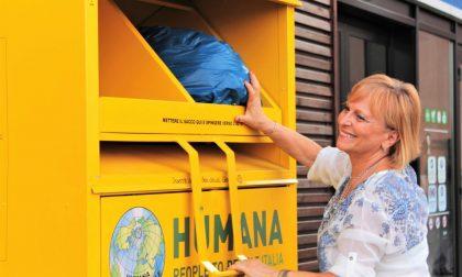 Raccolta abiti usati: si rafforza la collaborazione tra il comune di Lardirago e HUMANA