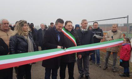 Argini Fiume Po, inaugurato primo tratto nel Pavese