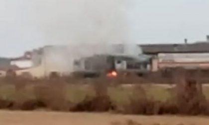 Incendio locomotore Mede, domani l'assessore Terzi risponde ad interrogazione di Villani
