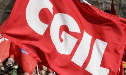 Provocazione fascista contro la CGIL di Pavia