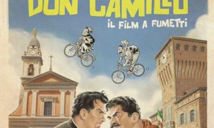 """""""Don Camillo: il film a fumetti"""": a Pavia la presentazione del libro"""
