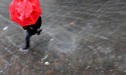 Spruzzata di neve sull'Oltrepò Pavese e (ancora) pioggia: il meteo della Befana e dei prossimi giorni