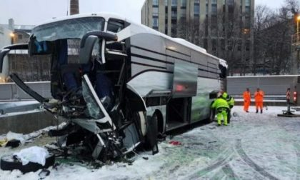 Incidente Flixbus a Zurigo, morto anche uno degli autisti