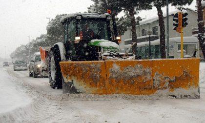Precipitazioni nevose, approvato in Prefettura il piano di emergenza