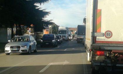 Caos per la chiusura della Tangenziale Ovest Milano