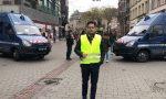 """Ciocca, protesta al Parlamento Ue: """"L'Europa spalleggia gli islamisti, svegliatevi"""" VIDEO"""