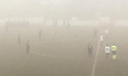 """L'Inveruno """"illumina"""" la nebbia di Busto Garolfo"""