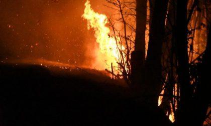 Allerta incendi: codice arancione in Oltrepò Pavese
