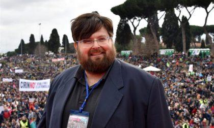 Mario Adinolfi a Pavia per lanciare un messaggio contro eutanasia e suicidio assistito