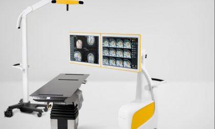 Alla neourochirurgia del San Matteo un nuovissimo neuro navigatore