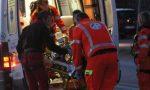 Cade al lavoro, soccorso 34enne SIRENE DI NOTTE