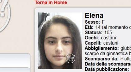 Fiaccolata per Elena, la 14enne scomparsa