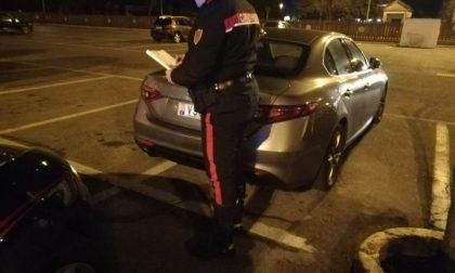 Controlli alla circolazione stradale in Lomellina: sequestrate 5 auto di grossa cilindrata