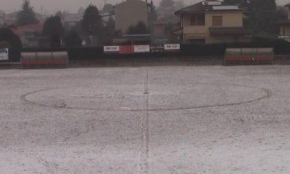 Calcio: nevica, sabato non si gioca
