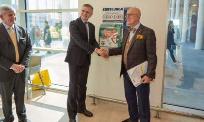 """""""Cardioprotetti"""" in Esselunga: partito il progetto"""