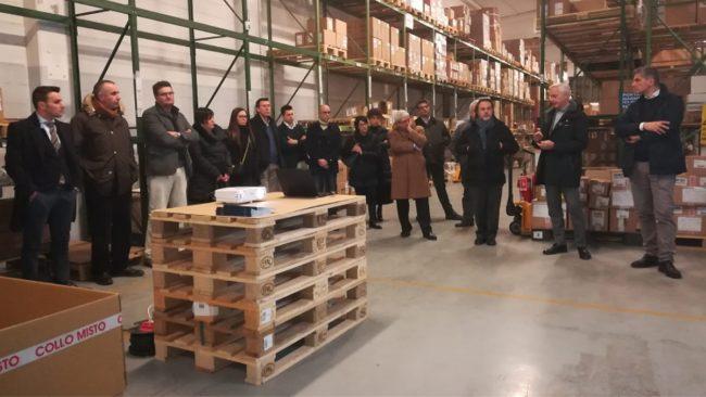A Pavia Circolo in Fabbrica, alla scoperta della manifattura italiana