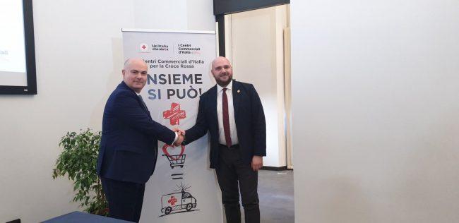 Centri commerciali e Croce rossa italiana insieme per una grande campagna di solidarietà VIDEO