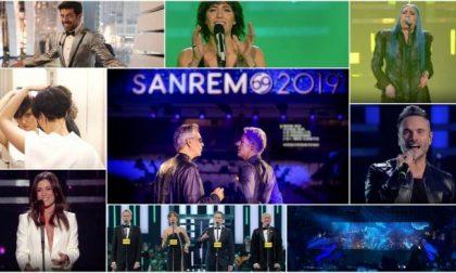 Prima serata Sanremo 2019: bene Renga e Irama CLASSIFICA