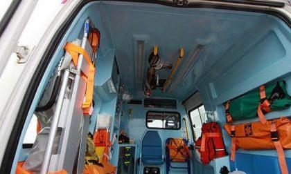 Schianto mortale a Sannazzaro: 78enne perde la vita
