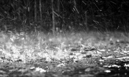 Allerta meteo per rischio idrogeologico: in arrivo forti temporali