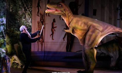 Dinosaur Show Live Experience a Pavia: e se i dinosauri tornassero tra noi?