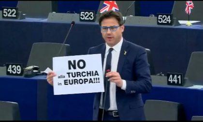 """On. Angelo Ciocca: """"Fine ai finanziamenti europei alla Turchia"""""""