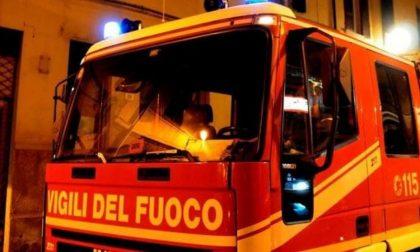 Incendio a Casteggio, 94enne muore nel rogo della sua casa