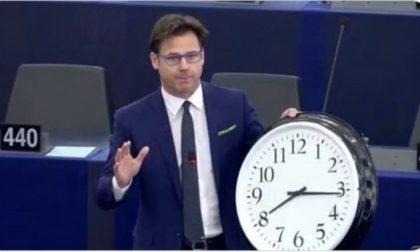 """L'europarlamentare Ciocca (Lega): """"Priorità di questa Europa resta l'abolizione del cambio dell'ora"""""""