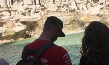 Michele Milanesi rientra da Roma per la prima di campionato