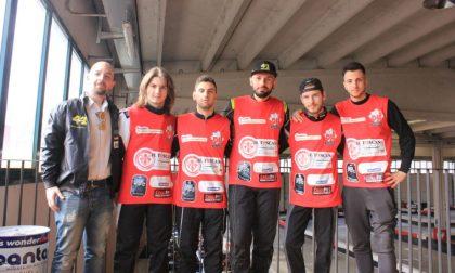Buona la prima, Michele Milanesi da podio