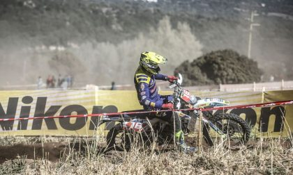 Magnifico avvio del tricolore Under23-Senior per il Moto Club Pavia