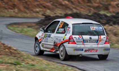 EfferreMotorsport: Mattia Secchi a punti nel Rally dei Laghi