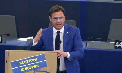 """Angelo Ciocca (Lega), Strasburgo: uno scatolone per """"sfrattare"""" Juncker & Co."""