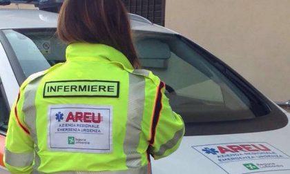 Scontro tra auto e moto a Vigevano: grave centauro 37enne