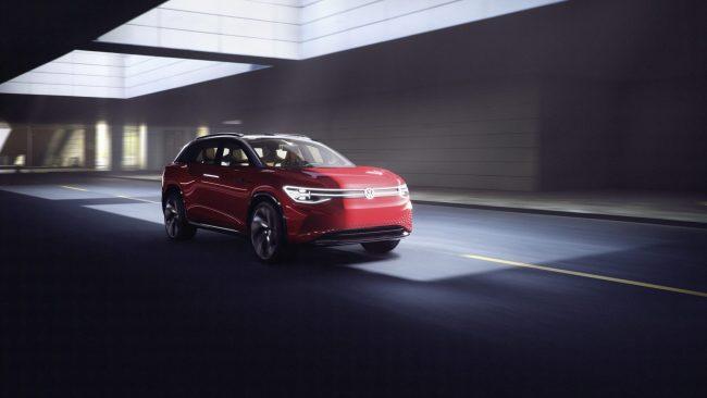 SUV a emissioni zero, a Shanghai il concept Volkswagen