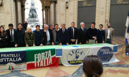 """Lega Pavia, Fracassi: """"Onorato di essere candidato sindaco per la città in cui sono nato"""""""