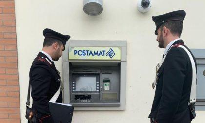Volevano far esplodere il Postamat dell'Ufficio Postale di Vidigulfo