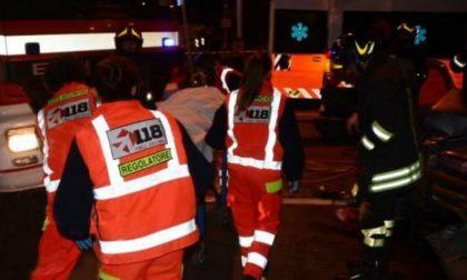 Tragico schianto nella notte a Garlasco, muore 36enne