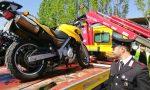 Trovato con 7 moto rubate: denunciato per ricettazione FOTO