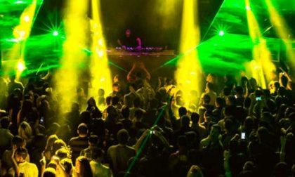 Rave party illegale a Casatisma: 300 ragazzi alle ex fabbriche