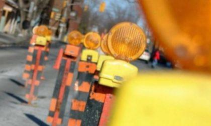 Lavori sulla Tangenziale Ovest di Pavia, stop al traffico: ecco quando