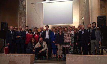 """La lista civica """"Pavia Ideale Fracassi Sindaco"""" ha presentato i suoi candidati"""