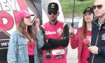 Michele Milanesi a Brescia sul circuito di Franciacorta