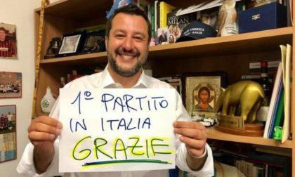 Elezioni Europee 2019, le prime dichiarazioni di Matteo Salvini
