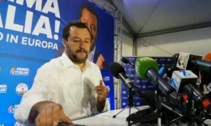 Europee 2019: nel Pavese trionfo Lega, Pd doppia il M5S TUTTI I DATI